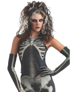 Skelee Girl X-Ray Women's Halloween Costume