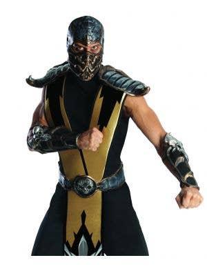 Mortal Kombat - Scorpion Men's Fancy Dress Costume