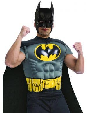 Batman Muscle Chest T-Shirt Costume