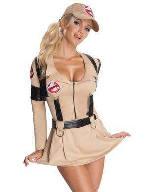 Ghostbusters Sexy Women's Costume
