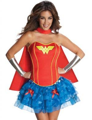 Wonder Woman Sexy Women's Costume