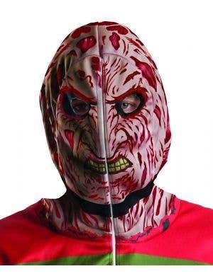Freddy Krueger Men's Halloween Costume Jumper
