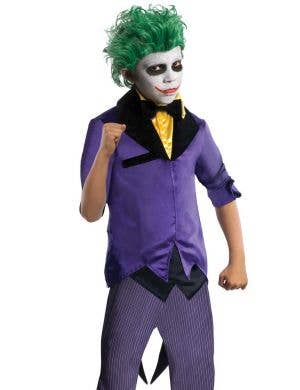 Gotham City - The Joker Boys Costume