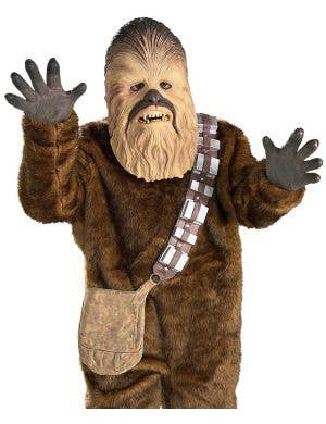 Star Wars - Deluxe Boys Chewbacca Costume