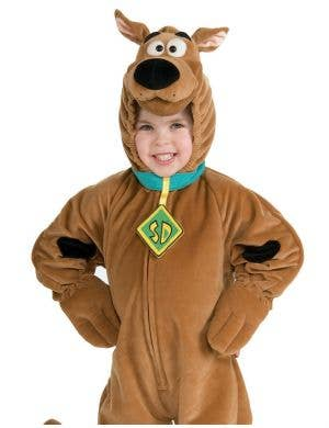 Scooby Doo Boys Onesie Costume