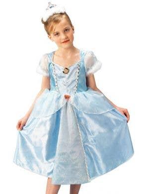 Cinderella Deluxe Princess Girls Costume