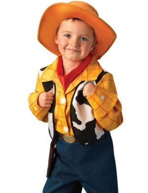 Toy Story - Boys Platinum Woody Costume