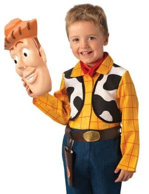 Toy Story - Boys Deluxe Woody Costume