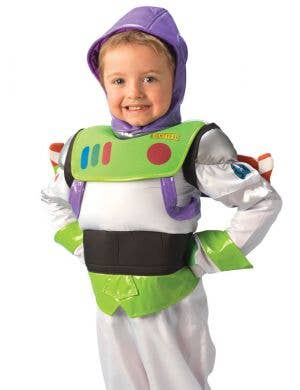 Toy Story - Boys Platinum  Buzz Lightyear Costume