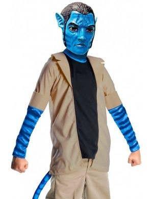Avatar Boys Jake Sully Costume - Damaged