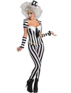 Beetlejuice Sexy Women's Costume
