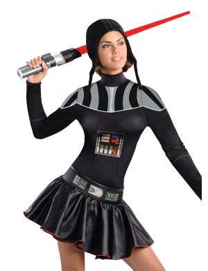 Darth Vader Sexy Women's Star Wars Costume