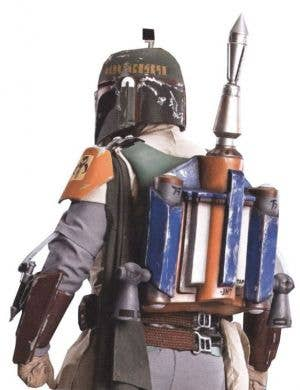 Supreme Edition Boba Fett Men's Star Wars Costume
