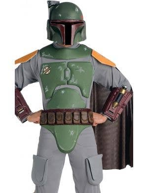 Boba Fett Men's Deluxe Star Wars Costume