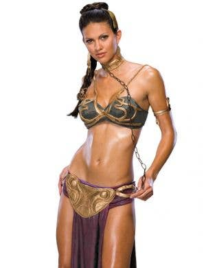 Star Wars Princess Leia Sexy Slave Costume