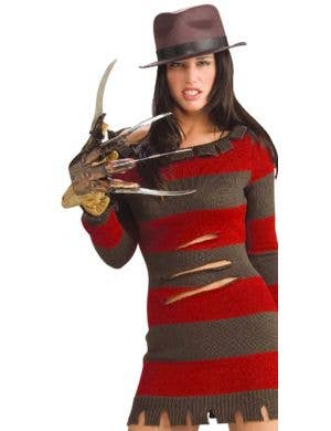 Miss Krueger Women's Halloween Costume
