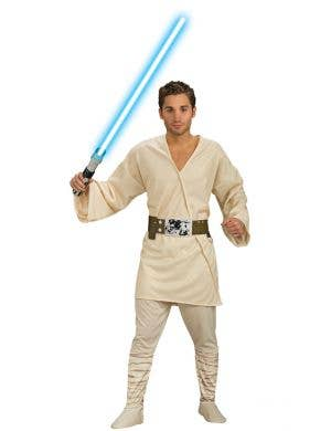 Star Wars Men's Luke Skywalker Costume
