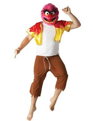 The Muppets - Adult's Animal Fancy Dress Costume