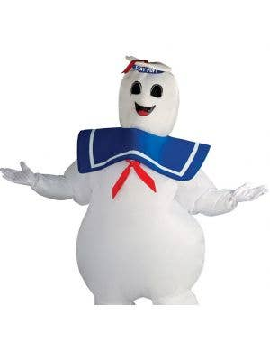 Ghostbusters - Marshmallow Man Inflatable Costume