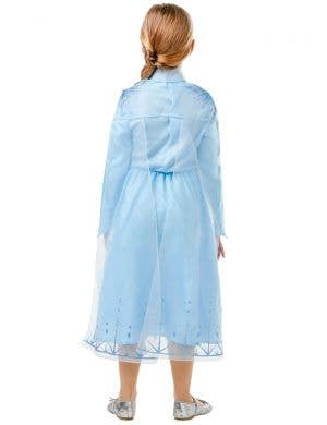 Frozen 2 - Classic Elsa Girls Fancy Dress Costume