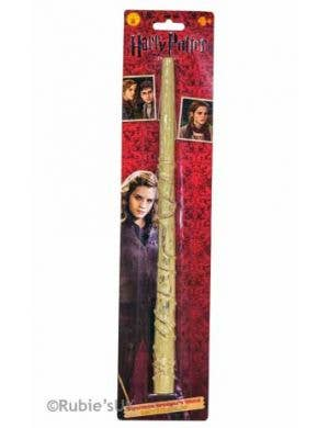 Hermione Granger Wand Costume Accessory