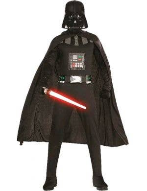 Darth Vader Men's Star Wars Fancy Dress Costume