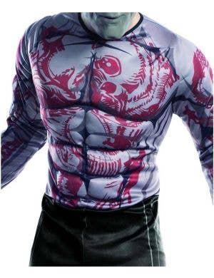 Guardians Of The Galaxy Men's Drax Costume