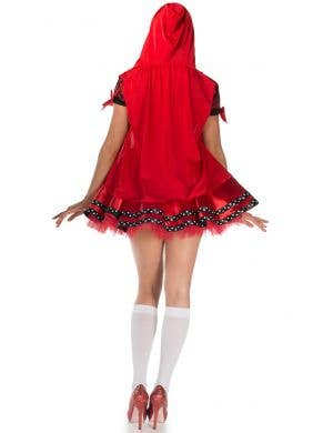 Ruby Red Riding Hood Sexy Women's Costume