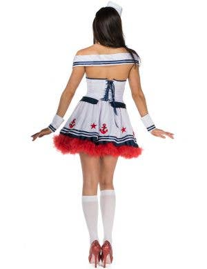 Nautical Honey Sexy Sailor Costume