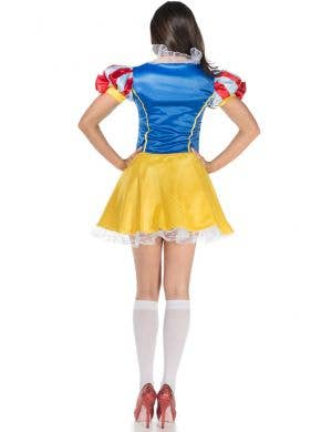 Snow White Sexy Women's Costume