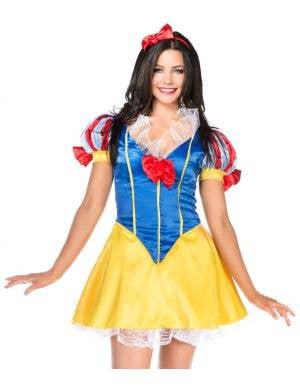 Snow White Sexy Women's Costume