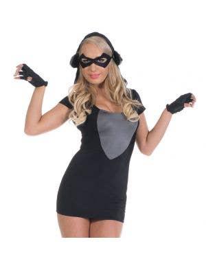 Naughty Raccoon Sexy Women's Costume