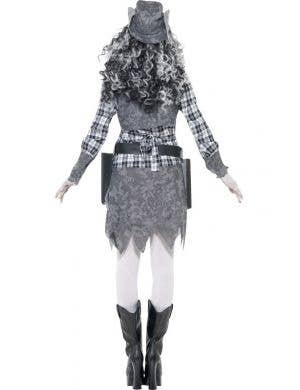 Ghost Town Cowgirl Women's Halloween Costume