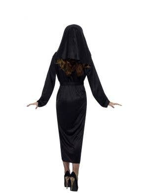 Saintly Religious Nun Women's Fancy Dress Costume