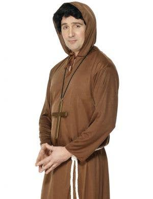 Monk Men's Budget Fancy Dress Costume