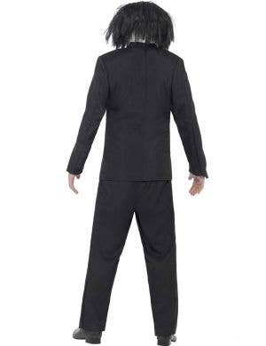 Jigsaw Men's Psycho Killer Saw Costume