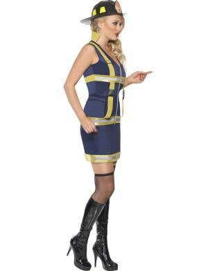 Firette Sexy Women's Firefighter Costume