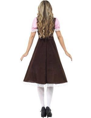 Tavern Maid Women's Oktoberfest Fancy Dress Costume