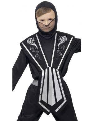 Stealthy Ninja Warrior Boys Book Week Costume