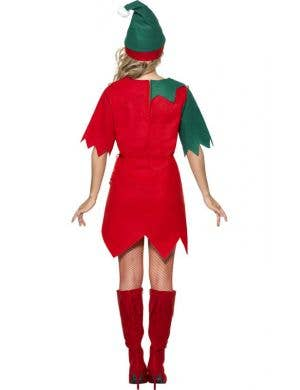 Christmas Elf Women's Budget Costume