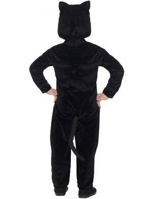Cute Black Cat Toddler Girls Halloween Costume