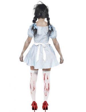 Horror Zombie Dorothy Halloween Costume
