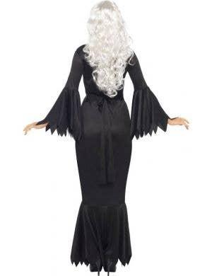 Midnight Vamp Women's Long Black Sexy Costume