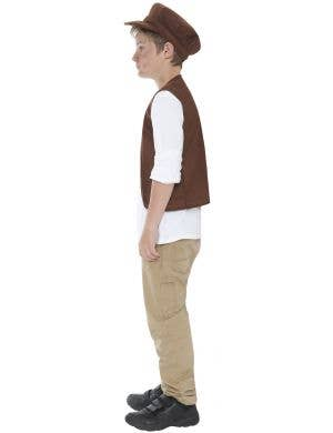 Victorian Urchin Boys Fancy Dress Costume Kit