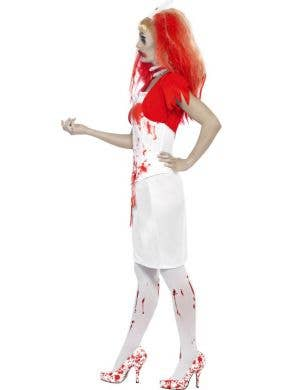 Blood Drip Nurse Women's Halloween Costume