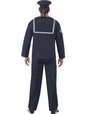 1940's Naval Seaman Men's Costume
