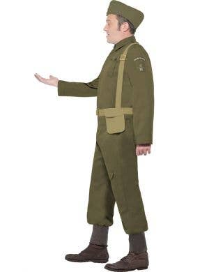 1940's Home Guard Private Men's Fancy Dress Costume