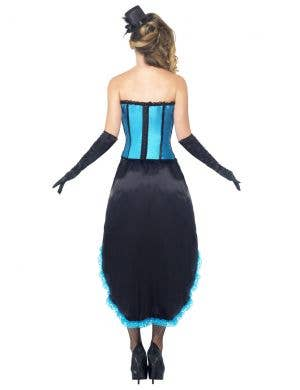 Burlesque Dancer Sexy Women's Costume
