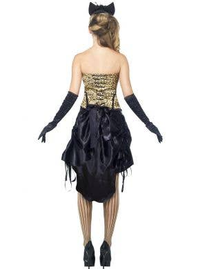 Burlesque Kitty Sexy Women's Costume