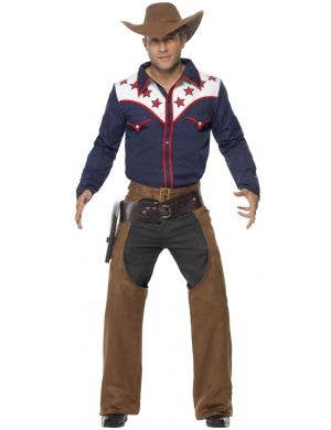 Western Rodeo Men's Cowboy Costume